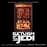 CD image for STAR WARS: RETURN OF THE JEDI (JOHN WILLIAMS) - (OST)