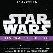 CD image for STAR WARS: REVENGE OF THE SITH (JOHN WILLIAMS) - (OST)