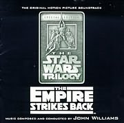 CD Image for STAR WARS: THE EMPIRE STRIKES BACK (JOHN WILLIAMS) - (OST)