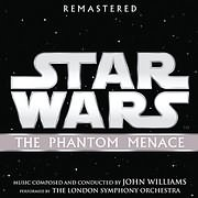 CD Image for STAR WARS: THE PHANTOM MENACE (JOHN WILLIAMS) - (OST)