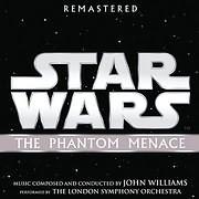 CD image for STAR WARS: THE PHANTOM MENACE (JOHN WILLIAMS) - (OST)