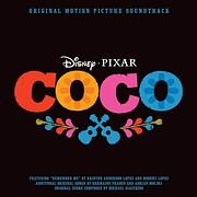 CD Image for COCO - (OST)