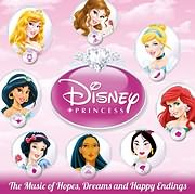 CD image for DISNEY PRINCESS: THE ULTIMATE SONG COLLECTION - (VARIOUS)