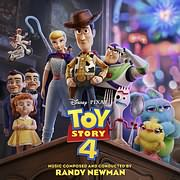 CD image for TOY STORY 4 (RANDY NEWMAN) - (OST)
