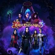 CD image for DESCENDANTS 3 - (OST)