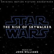 CD image for STAR WARS: THE RISE OF SKYWALKER (2LP) (VINYL) - (OST)
