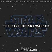 CD image for STAR WARS: THE RISE OF SKYWALKER (JOHN WILLIAMS) - (OST)