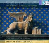 CD image MUSIC FOR SAN MARCO IN VENICE / HENGELBROCK