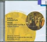 CD image PURCELL / SUITE FROM DIOCLESIAN - HANDEL / IL DUELLO AMOROSO HWV.82 / FREIBURGER BAROCKORCHESTER