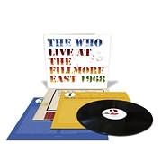 CD image for THE WHO / LIVE AT THE FILLMORE (3LP) (VINYL)
