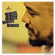 CD image for CHARLES MINGUS / MINGUS MINGUS MINGUS MINGUS MINGUS (VINYL)