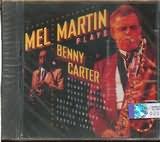 CD image for MEL MARTIN / PLAYS BENNY GARTER