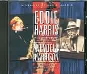 CD image EDDIE HARRIS - WENDELL HAPRRISON / THE BATTLE OF TENORS