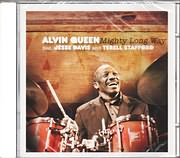 CD image ALVIN QUEEN / MIGHTY LONG WAY (FEAT. JESSE DAVIS AND TERELL STAFFORD)
