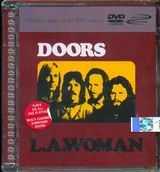 DVD image DOORS / LA WOMAN (DVD - AUDIO) - PHOTO GALLERY AND BIOGRAPHIES - (DVD)
