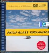 DVD image PHILIP GLASS - KOYAANISQATSI (OST - DVD - AUDIO) - PICTURE GALLERY - (DVD)