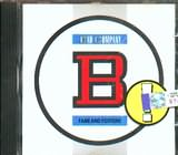 CD image BAD COMPANY / FAME AND FORTUNE