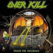 CD image OVERKILL / UNDER THE INFLUENCE