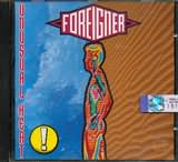 CD image FOREIGNER / UNUSUAL HEAT