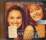 CD image ANYWHERE BUT HERE - (OST)