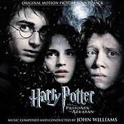 CD image HARRY POTTER AND THE PRISONER OF AZKABAN [JOHN WILLIAMS] - (OST)