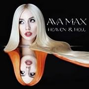 CD image for AVA MAX / HEAVEN AND HELL