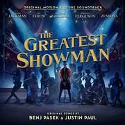 CD Image for THE GREATEST SHOWMAN ON EARTH (VARIOUS ARTISTS) - (OST)