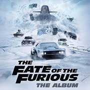 CD Image for FAST AND FURIOUS 8 - THE FATE OF THE FURIOUS (VARIOUS) - (OST)
