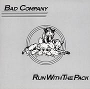 CD image BAD COMPANY / RUN WITH THE PACK