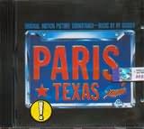 CD image RY COODER / PARIS TEXAS - (OST)