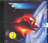 CD image ZZ TOP / AFTERBURNER