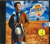 CD image K.D.LANG AND THE RECLINES / ABSOLUTE TORCH AND TWANG