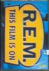 DVD image REM / THIS FILM IS ON - (DVD)