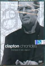DVD image ERIC CLAPTON / CHRONICLES - THE BEST OF CLAPTON - (DVD)
