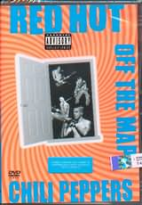 CD + DVD image RED HOT CHILI PEPPERS / OFF THE MAP - (DVD)