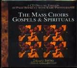 CD image DEJAVU / THE MASS CHOIRS GOSPELS AND SPIRITUALS (2CD)