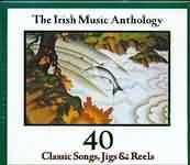 CD image DEJAVU / THE IRISH MUSIC ANTHOLOGY (2CD)