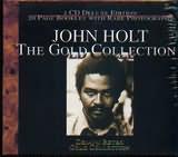 CD image DEJAVU / JOHN HOLT THE GOLD COLLECTION (2CD)