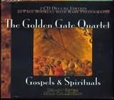 CD image DEJAVU / THE GOLDEN GATE QUARTET GOSPELS AND SPIRITUALS (2CD)