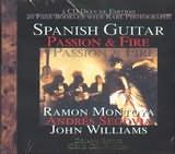 CD image DEJAVU / SPANISH GUITAR PASSION AND FIRE / MONTOYA - SEGOVIA - WILLIAMS (2CD)