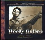 CD image DEJAVU / WOODY GUTHRIE (2CD)