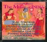 CD image DEJAVU / THE MUSIC OF INDIA (2CD)