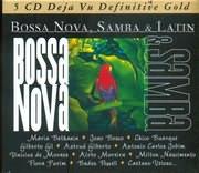 CD image DEJAVU 5 / BOSSA NOVA AND SAMBA (5CD)