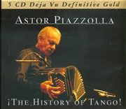 CD image DEJAVU 5 / ASTOR PIAZZOLLA (5CD)
