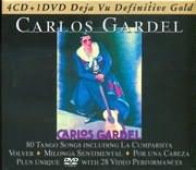 CD image DEJAVU 5 / CARLOS GARDEL (5CD)