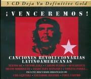 CD image DEJAVU 5 / VENCEREMOS / CANCIONES REVOLUCIONARIAS LATINO AMERICANAS (5CD)