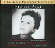 DEJAVU 5 / <br>EDITH PIAF (5CD)