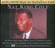 CD image DEJAVU 5 / NAT KING COLE (5CD)
