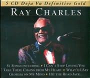CD image DEJAVU 5 / RAY CHARLES (5CD)