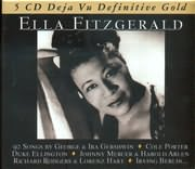 CD image DEJAVU 5 / ELLA FITZGERALD (5CD)